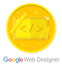 Socialway is Google Web Designer certified